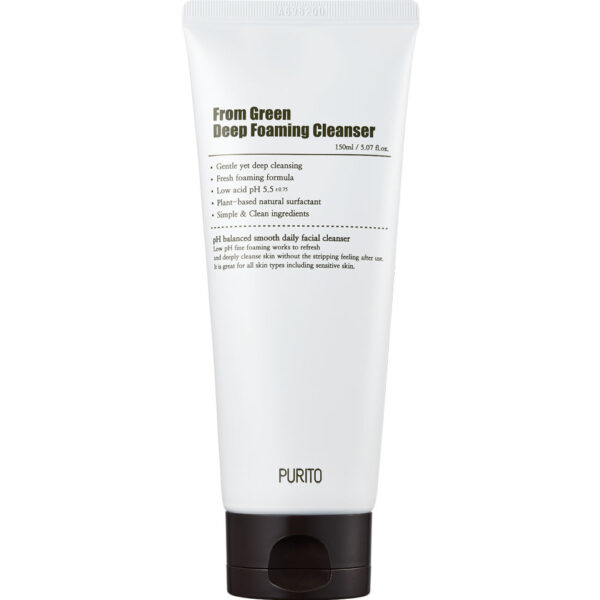Purito From Gren Deep Foaming Cleanser