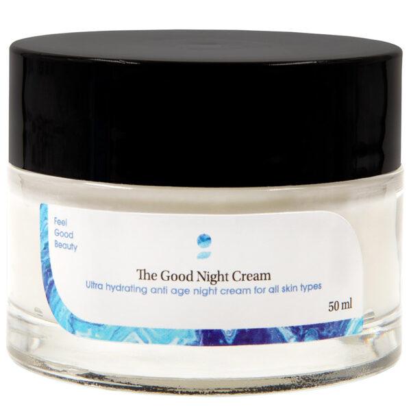 Crema de noapte regeneranta cu peptide (50ml)