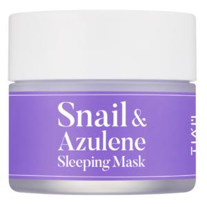 TIAM-Snail_Azulene-Sleeping-Mask